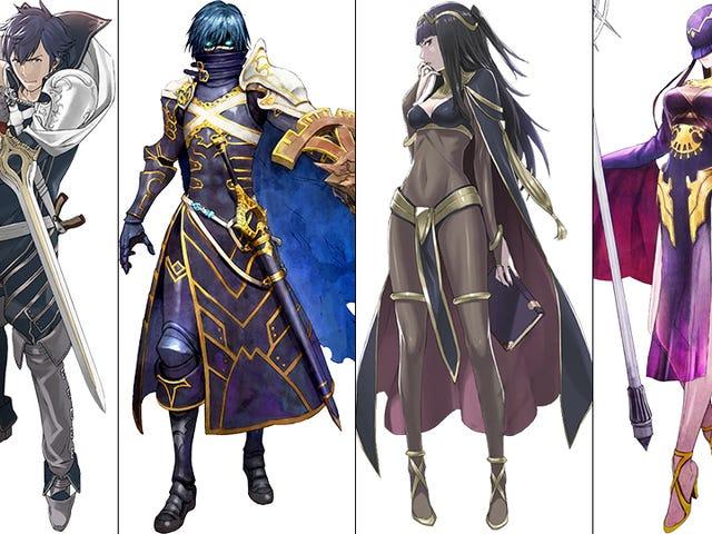 Watak <i>Fire Emblem</i> mendapat Reka Bentuk Demonstrasi Baru di <i>Shin Megami Tensei</i>