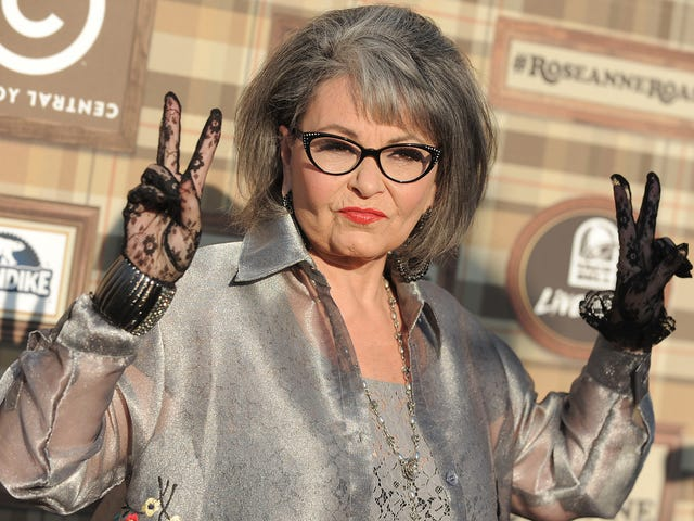 Roseanne Barr Is Feuding With Her Former Co-Stars Now