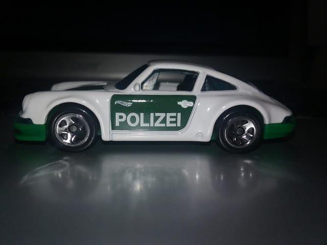 Autobahn Enforcement.