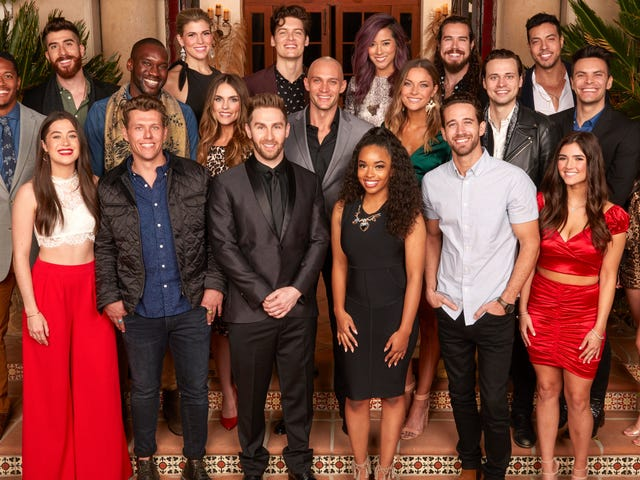 Would we be watching Bachelor Presents: Listen To Your Heart if there was anything else on?