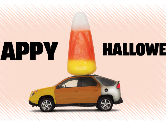 This Chart Will Show You What Car Is Equivalent To What Halloween Candy