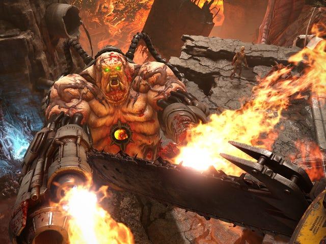 Jouer à Doom Eternal, c'est vraiment prendre soin de soi