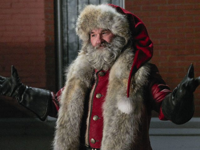 Watch Kurt Russell's Santa Claus Do So Much Crazy Stuff It Won't Fit in a Single Headline