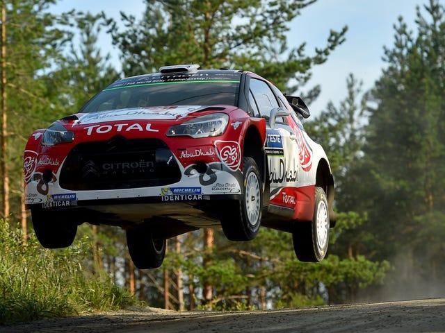 El director del equipo WRC de Volkswagen se le dice que debe ocuparse de su propio negocio