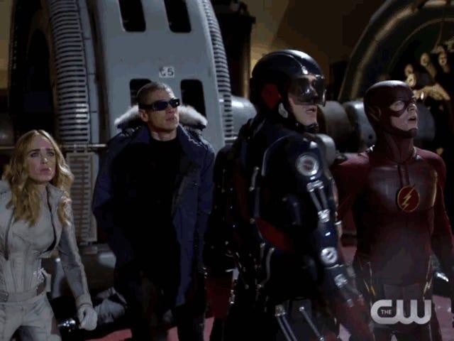 Pertunjukan Superhero Baru DC Comics pada dasarnya adalah Masyarakat Keadilan