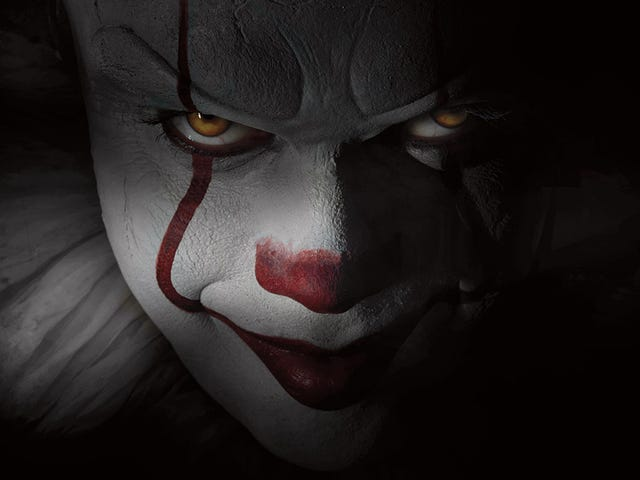 Here's Pennywise!