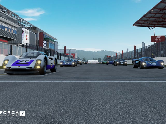 The Oppositelock Forza 7 Endurance Championship, Round 5: Results + Replay