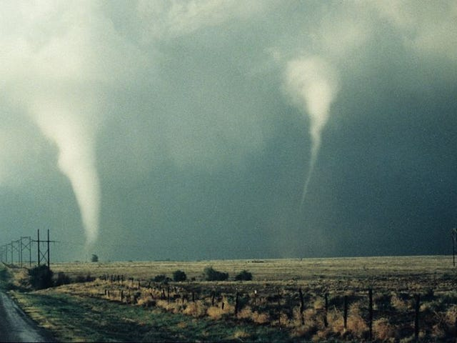Are Tornadoes Starting To Move In Swarms?