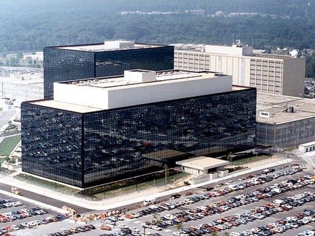 De architecten van het Top Secret Headquarters van de NSA zijn onthuld