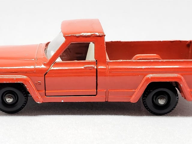 [REVIEW] Lesney Matchbox Jeep Gladiator