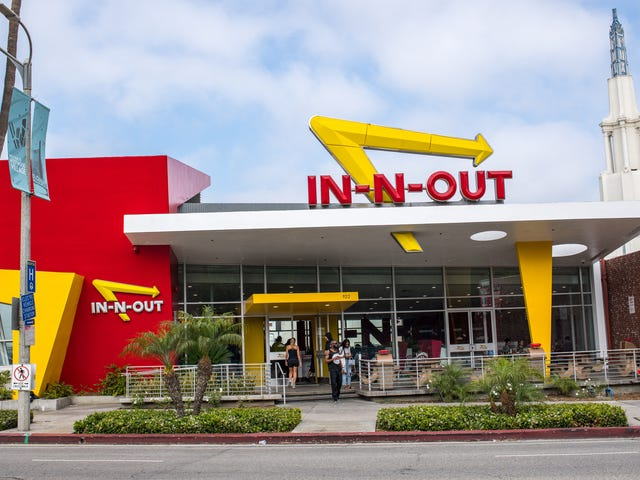 In-N-Out owner says chain won't expand east of Texas in her lifetime