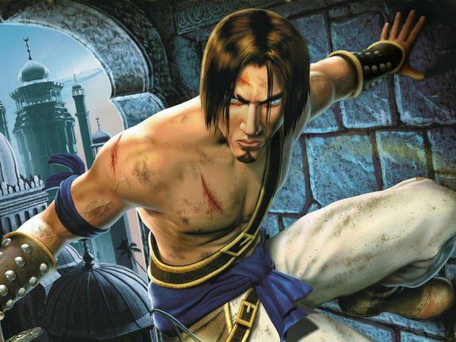 Dois dos mais antigos jogos de vídeo Torrents no mundo são clássicos da Ubisoft