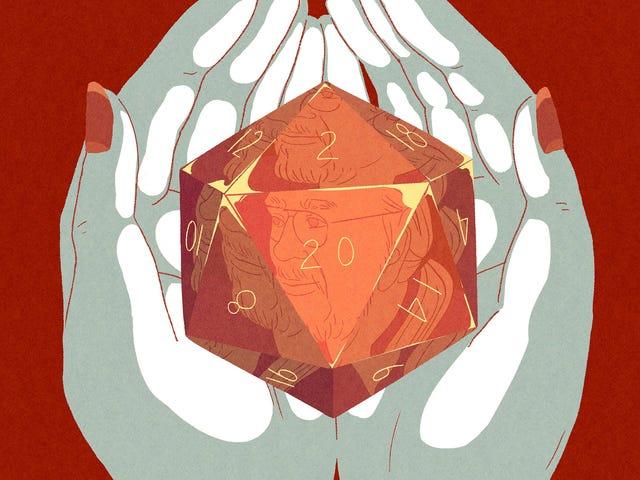 Fantasian leski: taistelu <i>Dungeons & Dragons</i> perinnöstä <em></em>