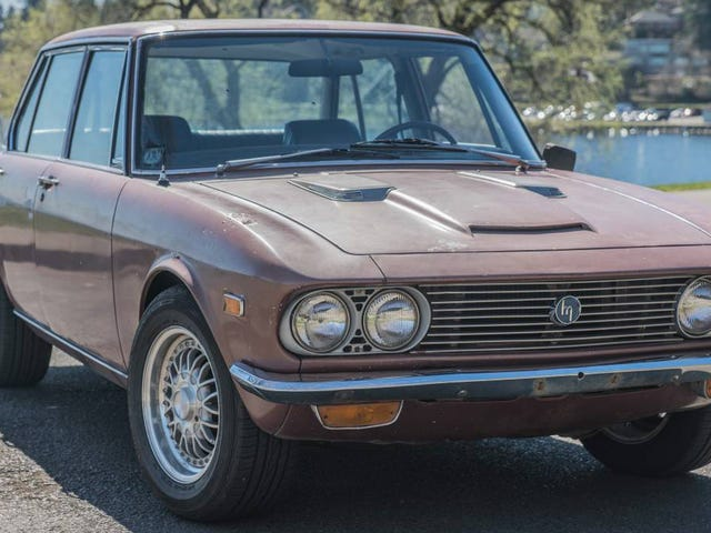 Buy This $4,500 Mazda Luce Before I Ruin My Life Again
