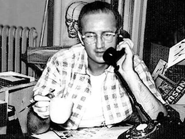 Comics legend Steve Ditko dead at 90