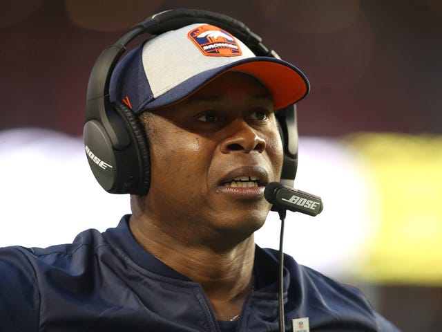 Vance Joseph To Demaryius Thomas: Please Stop Pointing Out How Much We Suck