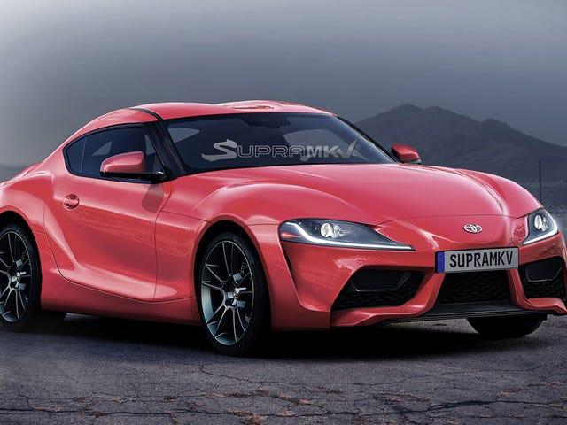 Tulevaisuuden kilpailijat: Toyota S-PR vs. Nissan Z vs. BMW Z4