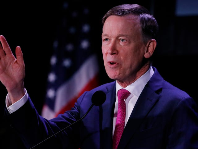 Let's talk beer with 2020 presidential candidate John Hickenlooper