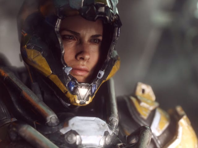BioWare Shows Off Six Minutes of Stunning New Shooter, Anthem