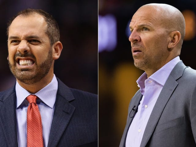 Lakers Hire Backup Head Coach In Case LeBron Doesn't Like The Main Guy