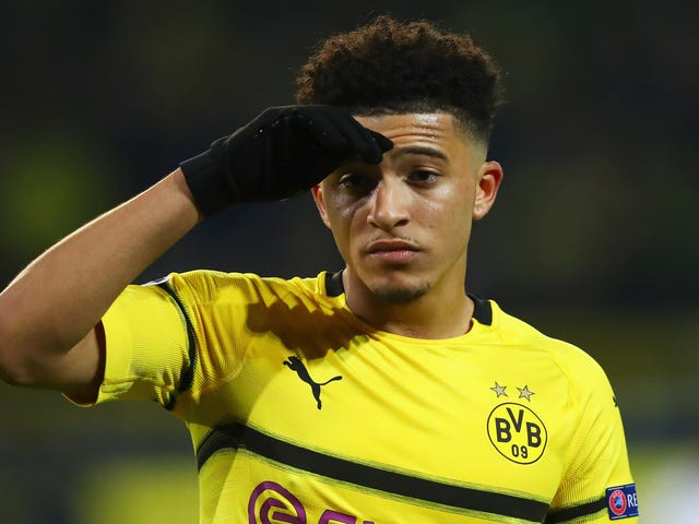 Bayern Munich Had No Answer For Jadon Sancho