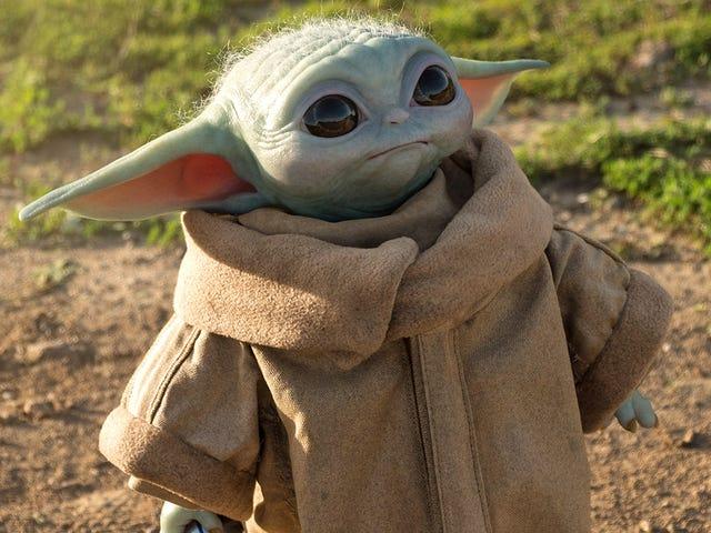Đây là bản sao Yoda bé chính xác nhất bạn có thể mua