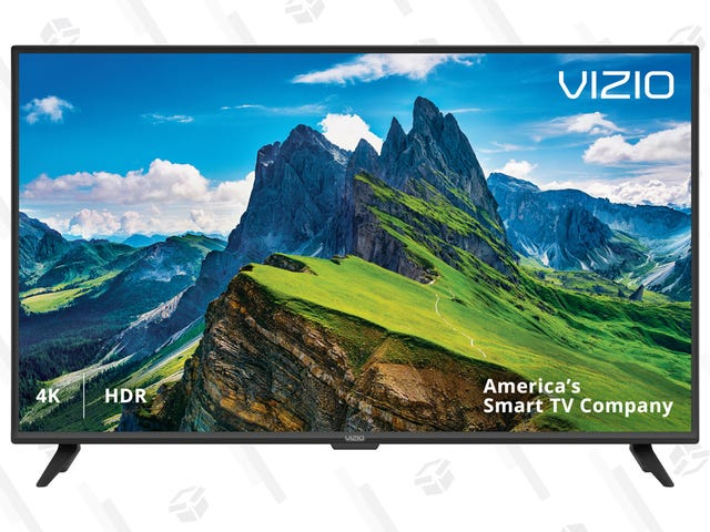 """Nab This 55"""" Vizio 4K HDR TV From Walmart For Just $280"""