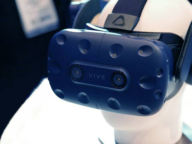 HTC Can Have My $800 When It Finally Makes the Vive Pro Wireless