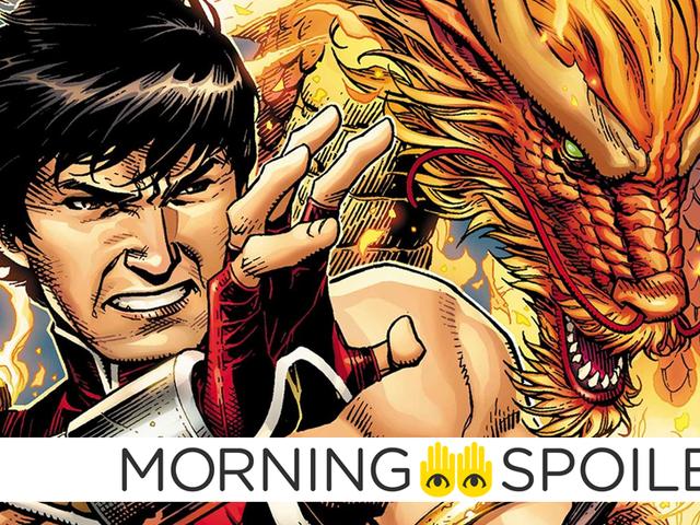 Το Shang-Chi Set Footage μας δίνει μια ματιά στον νεότερο ήρωα της Marvel