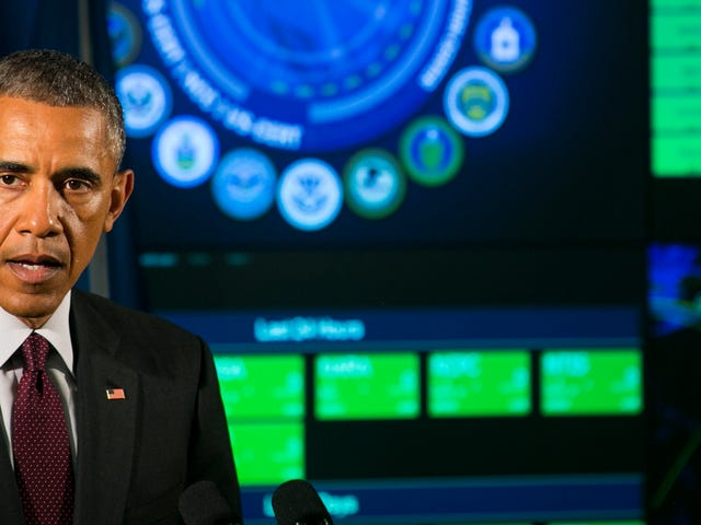 Obama Mahu Penggodaman untuk Menjadi Bentuk Racketeering