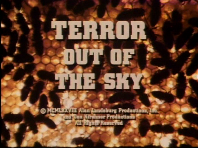 Svengoolie: Terror Out of the Sky (1978)