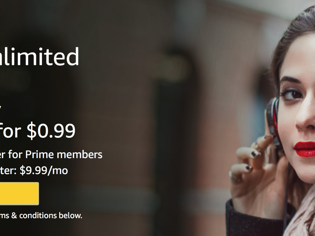 Three Months of Amazon Music Unlimited For Just $1 Is the Best Deal In Streaming