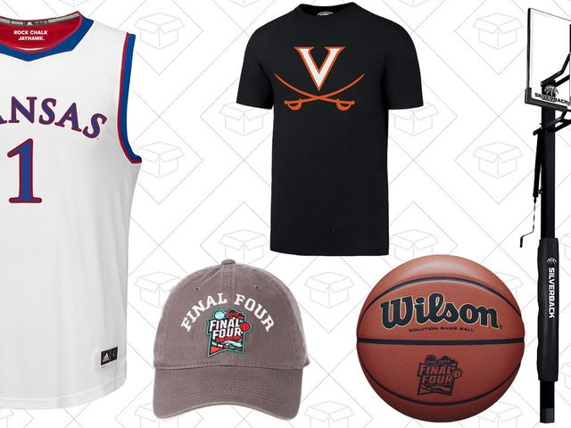 Amazon's Clearing Out College Basketball Gear With This One-Day Sale