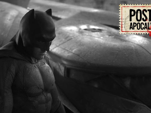 Postal Apocalypse: Is Batman Depressed?