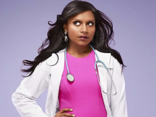 Mindy Kaling Says Abortion Is Too Serious to Tackle in a Sitcom
