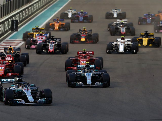 F1 Is Using an 'Overtaking Simulation' to Design Better Race Tracks With More Passing