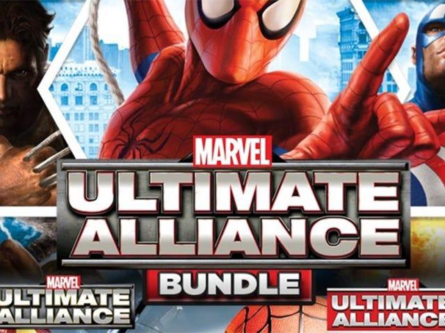 Marvel Ultimate Alliance zbliża się do PS4, Xbox One i PC we wtorek