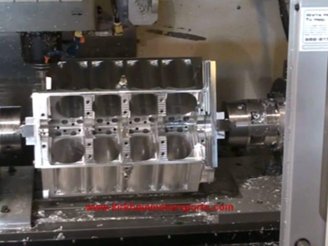Engine Machining Pron