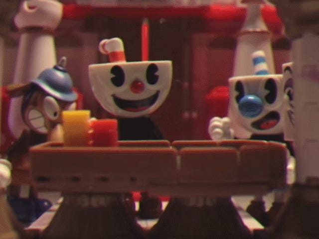 Cuphead Fan Makes Awesome Stop-Motion Tribute
