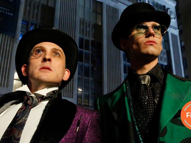 Para bien o para mal, Batman ocupa un lugar preponderante en el final de la serie de Gotham