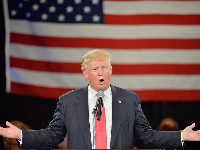 """Voulez-vous """"rendre l'Amérique grande encore!""""  Mais je ne sais pas comment?  Facile.  Légaliser l'esclavage blanc"""