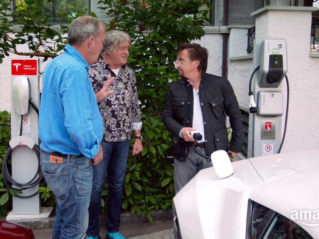 The Grand Tour Season 2, Episode 1: Live Blog