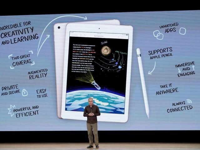 Es ist eine neue App für Apple Profisores, wie die Tareas als Nachfolger betrachtet werden