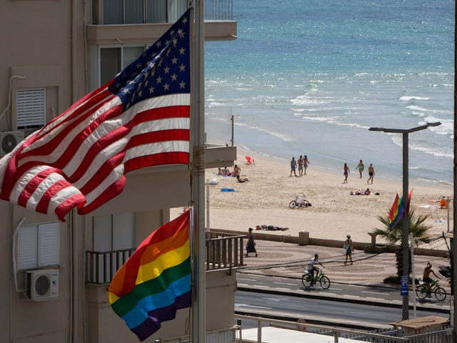 The Trump Administration Has Banned U.S. Embassies From Flying Flags for Pride Month