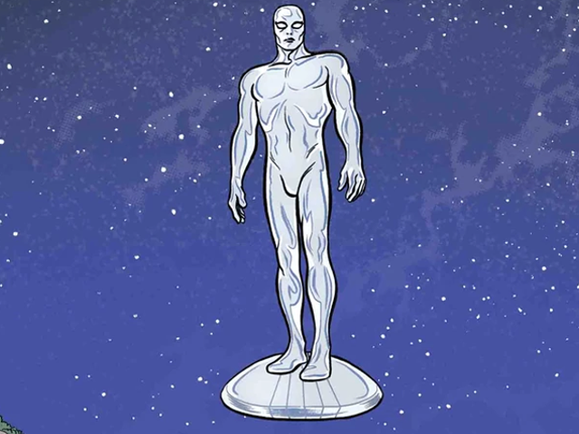 Report: Saga's Brian K. VaughanIs Writing a Silver Surfer Movie for Fox