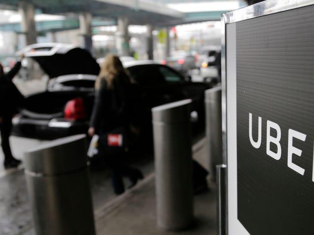 Hành khách Uber giàu có giờ có thể yêu cầu sự im lặng từ các tài xế 'Nhà thầu' của họ thông qua ứng dụng