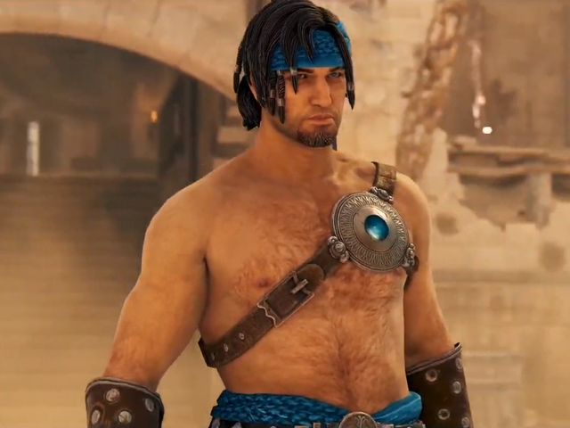 The Prince Of Persia Is Coming To For Honor