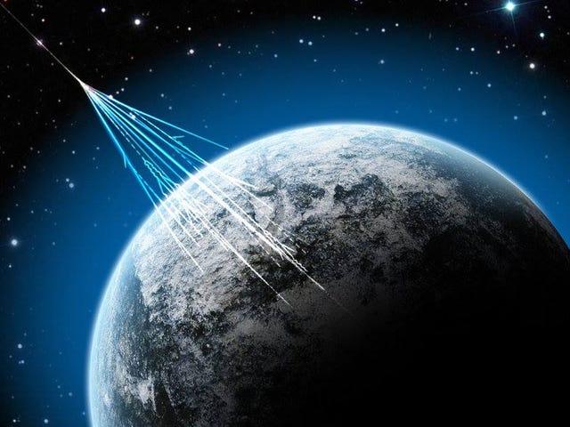 Hidupkan Telefon Pintar Anda Ke Pengesan Zarah Untuk Sinaran Kosmik