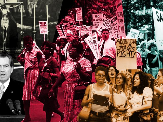 De diepe banden tussen de katholieke anti-abortusbeweging en raciale segregatie