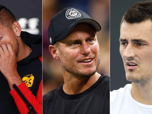 Practically All The Australian Tennis Men Have Been Dragged Into Bernard Tomic's Beef
